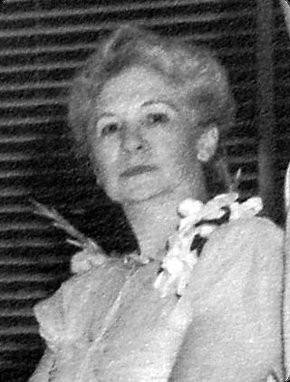 Rebecca Florence Smith Baldinger, 1947
